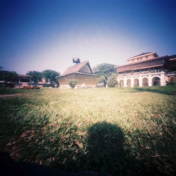 Halaman Istana Maimun